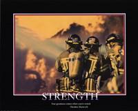 Patriotic-Strength Fine Art Print