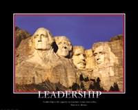 Patriotic-Leadership Fine Art Print
