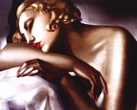 Artwork by Tamara De Lempicka