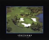 Challenge Fine Art Print