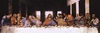 Last Supper by Leonardo Da Vinci - various sizes