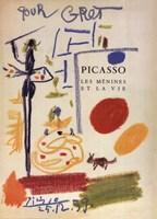 Menines Et La Vie Fine Art Print