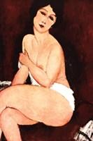 Beautiful Woman Fine Art Print