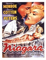 Niagara, c.1953 Framed Print