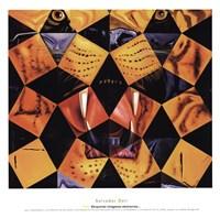 Cinquenta... Tigre Real, c.1963 Fine Art Print