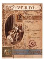 Verdi Framed Print
