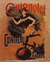 Guignolet Cointreau Fine Art Print