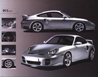 Porsche 911 Gt2 Fine Art Print