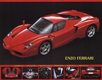 Ferrari Fine Art Print