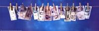 "Money by Richard Henson - 36"" x 12"""