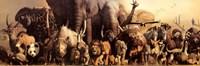 Noah's Ark Framed Print