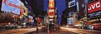 Time Square Fine Art Print