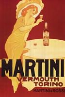 Martini Rossi - Torino Fine Art Print