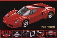 Ferrari Wall Poster