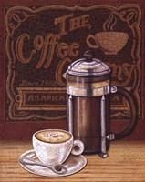 Cafe Mundo IV Fine Art Print