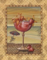 Island Nectar I Fine Art Print