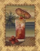 "Island Nectar III by Charlene Audrey - 8"" x 10"""