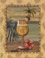 "Island Nectar IV by Charlene Audrey - 8"" x 10"""