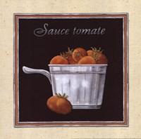 Sauce Tomate Fine Art Print
