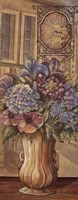 """Bouquet from France by Charlene Audrey - 8"""" x 20"""""""