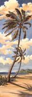 Palm Breeze I Framed Print