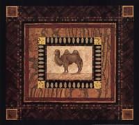 Camel Framed Print