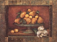 "Florentine Pear by Pamela Gladding - 24"" x 18"""