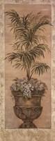 """Parlor Palm IV by Pamela Gladding - 12"""" x 30"""""""