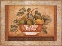 Frutta Alla Siena I Framed Print