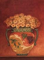 Tuscan Bouquet I Framed Print