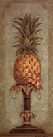Pineapple and Pearls I Fine Art Print