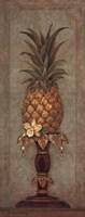 Pineapple and Pearls II Fine Art Print