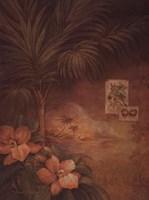 "West Indies Sunset I by Pamela Gladding - 18"" x 24"", FulcrumGallery.com brand"