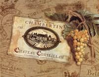 """Chambertin by Pamela Gladding - 14"""" x 11"""""""