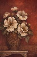 "Villa Flora Peony by Pamela Gladding - 24"" x 36"""