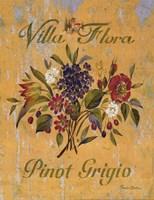 "Pinot Grigio by Pamela Gladding - 11"" x 14"""