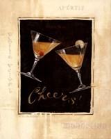 "Cheers! I by Pamela Gladding - 16"" x 20"""