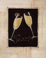 "Cheers! II by Pamela Gladding - 16"" x 20"""