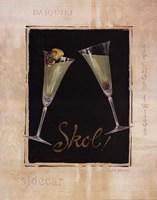 """Cheers! III by Pamela Gladding - 16"""" x 20"""""""