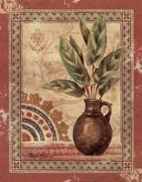 """Fresco Palm II by Pamela Gladding - 11"""" x 14"""""""