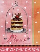 Pink Mousse Fine Art Print