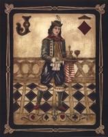 Harlequin Jack Fine Art Print