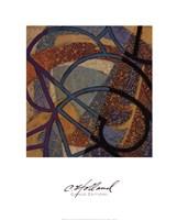 """Urban Puzzle I by Cynthia Holland - 24"""" x 30"""""""