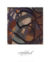 """Urban Puzzle II by Cynthia Holland - 24"""" x 30"""""""