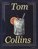 Tom Collins Fine Art Print