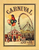 "Carnival by Catherine Jones - 11"" x 14"""
