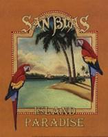 San Blas Fine Art Print