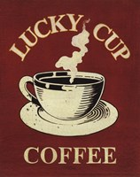 "Lucky Cup by Catherine Jones - 8"" x 10"", FulcrumGallery.com brand"