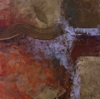 "Foundation Earth II by John Kime - 27"" x 27"""