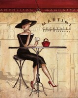 Femme Elegante III Fine Art Print